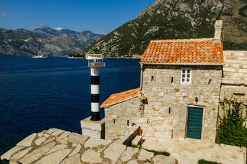 dubrovnik old town old church bell kotor Montenegro © assoli