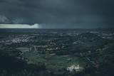 storm over the low land - moody style images - 237170224