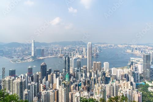 Fototapeta Panoramę miasta