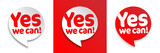 Yes we can - 237171430