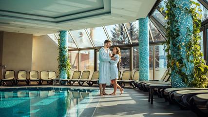 Blissful relaxation at spa resort © bernardbodo