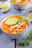 asian bowl soup - 237209298