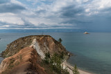 Scenic view of the shores of Lake Baikal - 237235057
