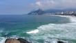 Quadro Ipanema Beach Rio de Janeiro Brazil