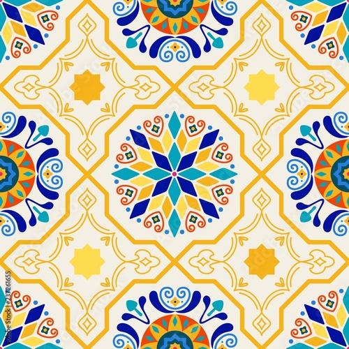 bezszwowe-wektor-nowoczesne-maurow-geometryczne-hiszpanski-marokanski-ceramiczne-plytki-podlogowe-ksztalty-w-maslo-zolty-amp-royal-blue
