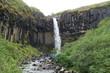 Skaftafell Wasserfall auf Island - 237268687