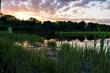 Hampton Marsh Sunset I