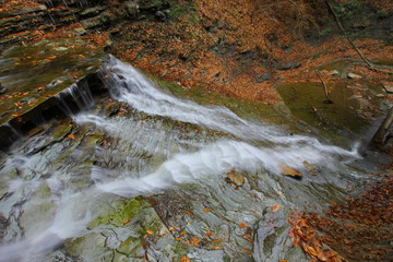 Buttermilk Falls, Cuyahoga Valley National Park, Ohio