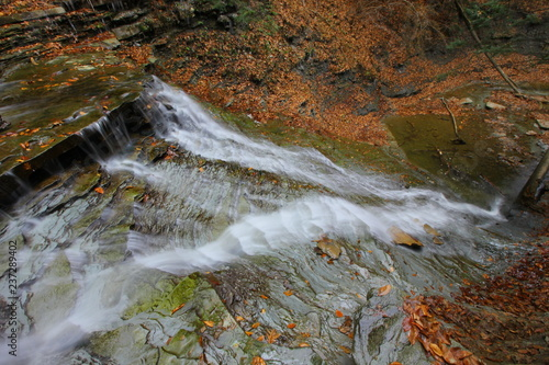 Buttermilk Falls, Cuyahoga Valley National Park, Ohio - 237289402