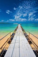 Miyakojima, an island in southern Okinawa, Japan