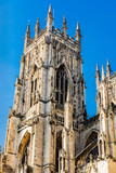 York Minster in North England is the cathedral of York and is one of the largest of it's kind in Northern Europe. It's also the seat of the Archbishop of York - 237364669