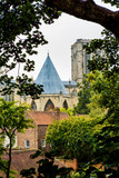 York Minster in North England is the cathedral of York and is one of the largest of it's kind in Northern Europe. It's also the seat of the Archbishop of York - 237365067
