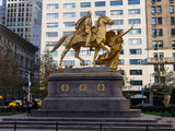William Sherman memorial in New York city - 237370667