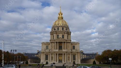 fototapeta na ścianę Les Invalides, Paris, France (4)