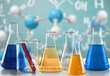 Quadro Chemical chemistry laboratory acid alkaline analysis background