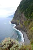 Waterfall near Seixal, Madeira