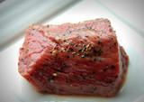 pavé de bœuf aux poivres,cru - 237443000