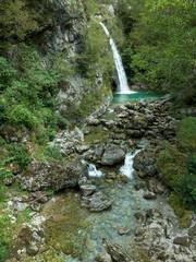 Cascata in Val Trompia © Alessandro Calzolaro