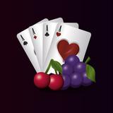 gamble casino concept