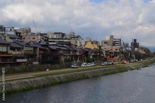 japon asie riviere vue - 237476872