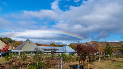 羽鳥湖高原の秋 © ikko