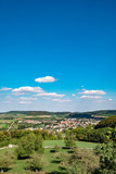 View to the roofs of Lauchheim - 237553456