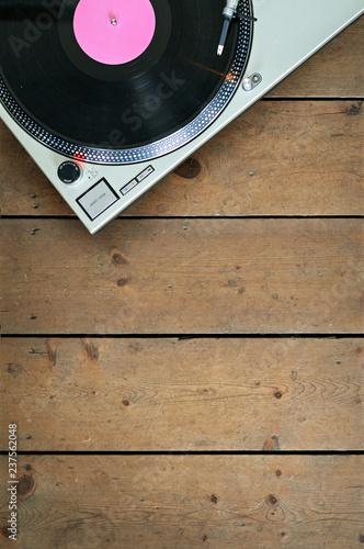 Turntable & Music - 237562048