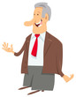 manager businessman or boss character - 237567822