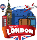 traveling to city of london