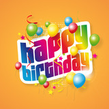 Happy birthday - 237586661