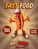 hot dogs fast food