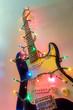 Christmas Guitar String Lights