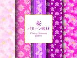 パターン素材〈桜〉 - 237661224