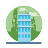Company building real estate - 237669033