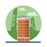 Company building real estate - 237669057