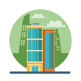 Company building real estate - 237669075