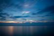 Sunset Over Lake Huron at Port Austin, MI