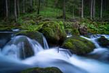 Austrian river flow