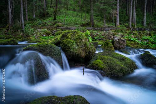 Austrian river flow - 237703637