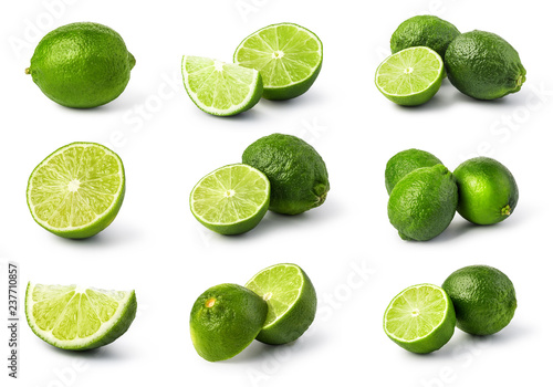lime citrus fruit - 237710857