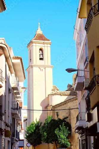 Old street in Cordoba, Spain
