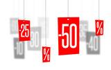 Pourcentages / mobile - 237714027