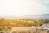 Cityscape from Acropolis