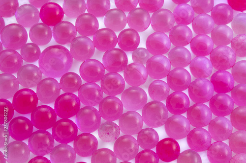 abstract background with pink circles - 237804277