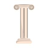 Antique column building - 237813669