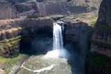 Majestic Palouse Falls in Washington state