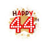 Happy 44th Birthday - 237827662