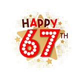 Happy 67th Birthday - 237827873