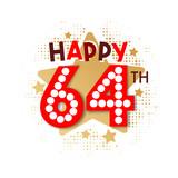 Happy 64th Birthday - 237827881