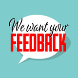 We want your feedback - 237835270